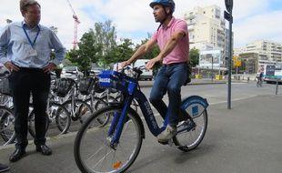 Les nouveaux vélos du Star seront mis en service à partir du 1er septembre.