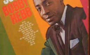 "Capture d'écran de la pochette de l'album ""Sunny"" de Bobby Hebb"