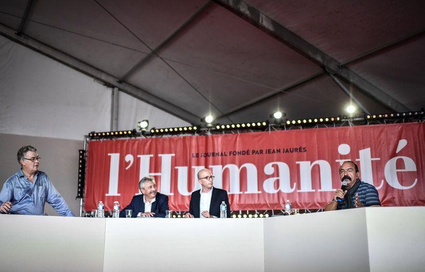 Réforme des retraites : Débat houleux entre Jean-Paul Delevoye et Philippe Martinez à la fête de l'Huma