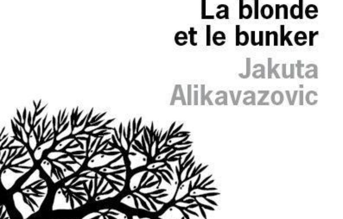 La blonde et le bunker – Le choix des libraires