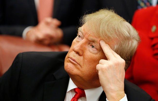 Etats-Unis: Donald Trump n'envisage pas la fin du «shutdown» sans le financement du mur à la frontière mexicaine