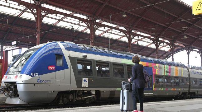 bas rhin travaux sur les voies vendenheim les horaires des trains changent en gare de strasbourg. Black Bedroom Furniture Sets. Home Design Ideas