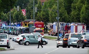 Une fusillade a eu lieu dans un centre commercial de Munich.