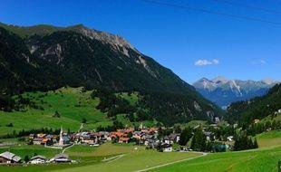 Le village de Bergün ( Suisse) interdit les photos pour se faire un coup de pub