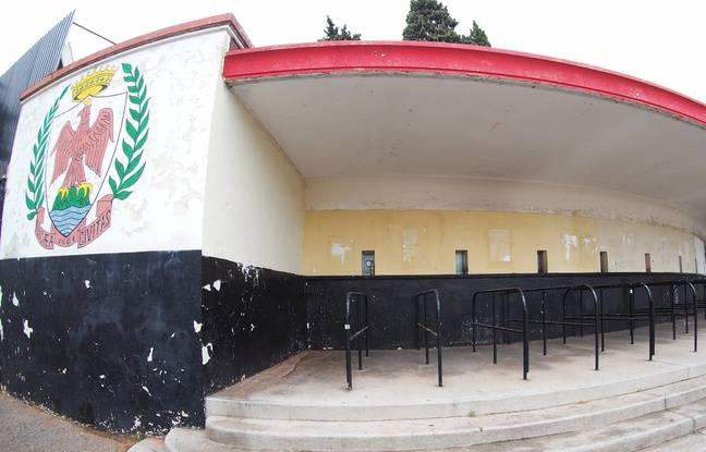 Le bâtiment de l'ancienne billetterie sera mis à la disposition des supporters de l'OGC Nice