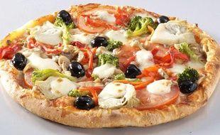 1,3 milliard de pizzas ont été consommées en France en 2011.
