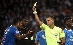 Marseille est l'équipe la plus sanctionnée cette année en Ligue 1.