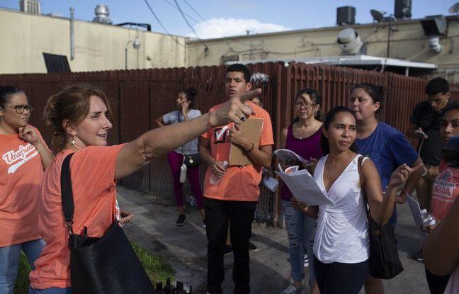 Etats-Unis: Les descentes de police anti-migrants voulues par Trump inquiètent