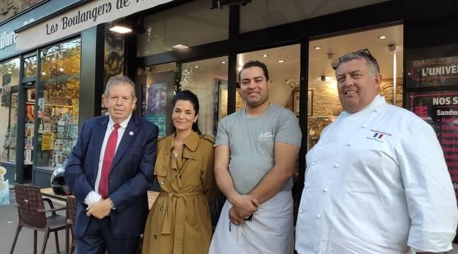 Paris : Makram Akrout, boulanger dans le XIIe arrondissement, remporte le prix de la meilleure baguette de Paris