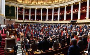 Les députés à l'Assemblée nationale, le 14 mai 2019.