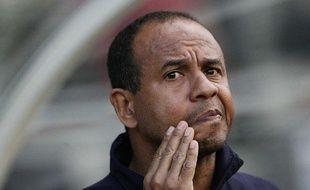 L'entraîneur de Bordeaux, Jean Tigana, le 4 février 2011, à Nancy.