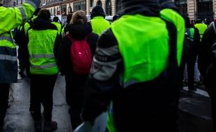 VIDEO. «Gilets jaunes» à Epinal: Quatre personnes interpellées «dans un contexte de violence inhabituel» (Illustration)