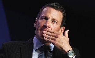 Lance Armstrong, le 22 septembre 2012, à New York.