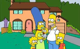 Simpsons datant Peyton datant Cameron