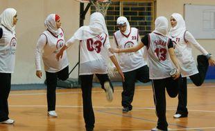 Le port du voile sur le point d'être autorisé dans le basket pro féminin.