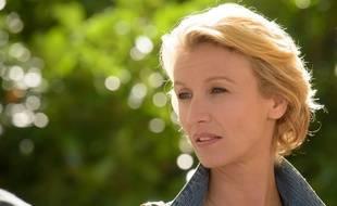Alexandra Lamy dans le téléfilm «Après moi le bonheur» sur TF1.