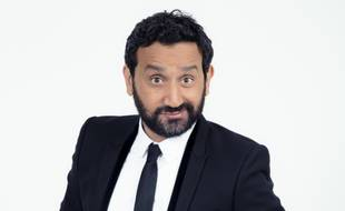 L'animateur Cyril Hanouna.