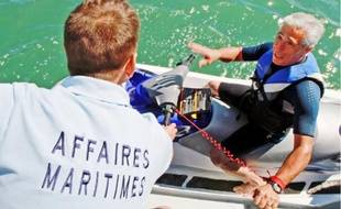 Les Affaires maritimes font 3000 contrôles en tous genres par an, dont 600 sur plaisanciers.
