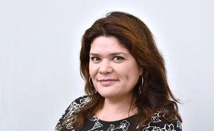 L'avocate et chroniqueuse Raquel Garrido.