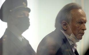 L'historien russe Oleg Sokolov, condamné pour avoir tué et démembré sa compagn.