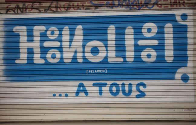 Les mots sont systématiquement traduits en français