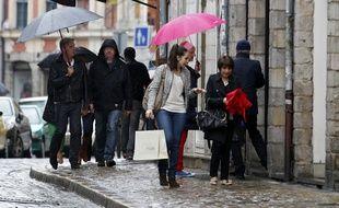 Les pavés du Vieux-Lille étaient trop glissants les jours de pluie