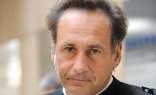Le bâtonnier de Paris Pierre-Olivier Sur, le 11 juin 2012, au Palais de justice du Mans