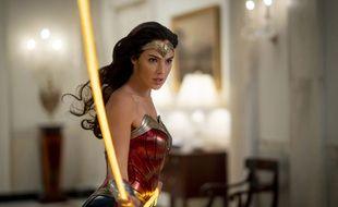 Gal Gadot dans Wonder Woman 1984.