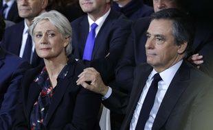 Penelope Fillon a expliqué que son travail d'assistante parlementaire, auprès de son mari notamment, était officieux.