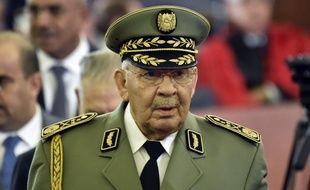 Le général Ahmed Gaïd Salah, le chef d'état-major des armées algérien, est décédé le 23 décembre 2019.