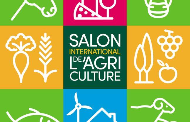 Affiche du Salon International de l'Agriculture 2020