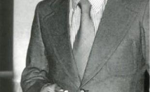 Le juge François Renaud, quelques mois avant son assassinat.