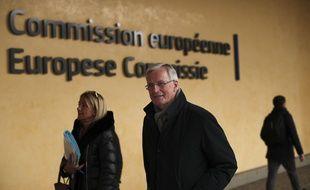 Michel Barnier va devenir le négociateur en chef pour mener à bien le Brexit. Son mandat doit être validé mardi 25 février 2020.