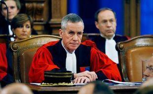 Le procureur de la République de Paris, François Molins, le 18 janvier 2016 à Paris