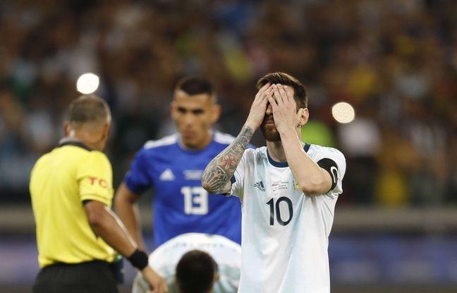 Copa América: L'Argentine de Messi ne gagne toujours pas et est au bord du gouffre avant de jouer le Qatar