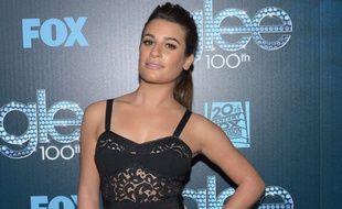 La chanteuse Lea Michele à West Hollywood en mars 2014.