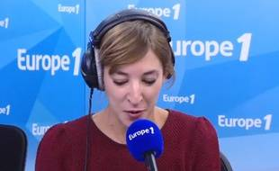 Nadia Daam, chroniqueuse pour Europe 1