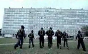Extrait du vidéo-clip «Stress» de Justice.