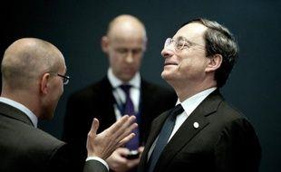 Les 27 Etats membres de l'Union européenne se sont mis d'accord pour confier le rôle de superviseur bancaire à la Banque centrale européenne (BCE), comme le souhaite l'Allemagne, selon le quotidien allemand Die Welt paru vendredi.