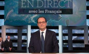 Le face-à-face télévisé de François Hollande avec les Français n'a pas convaincu.