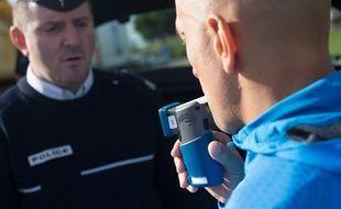 Le jeune homme, qui roulait à contresens sur l'autoroute depuis 11 kms, avait 2g d'alcool dans le sang.