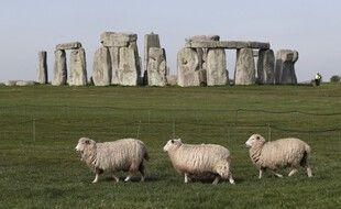 Stonehenge, à Amesbury, au Royaume-Uni. (archives)