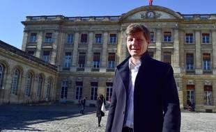 L'adjoint Nicolas Florian a été désigné par la majorité municipale pour succéder à Alain Juppé à la mairie de Bordeaux.