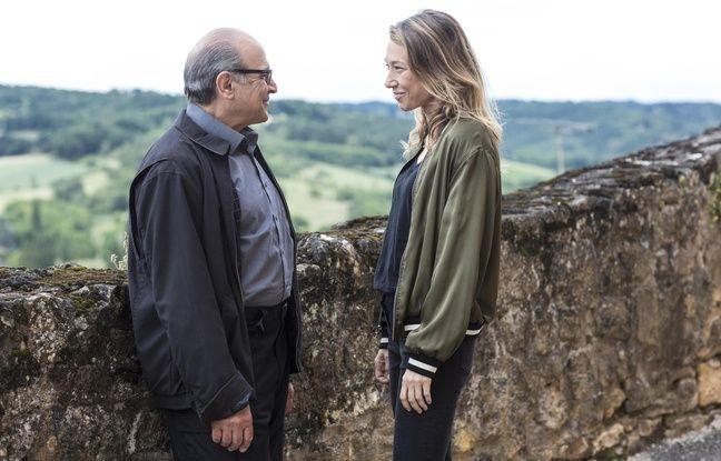Image de l'épisode Sang et lumière de la série Capitaine Marleau avec David Suchet et Laura Smet