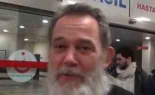 L'ex-otage Didier François.