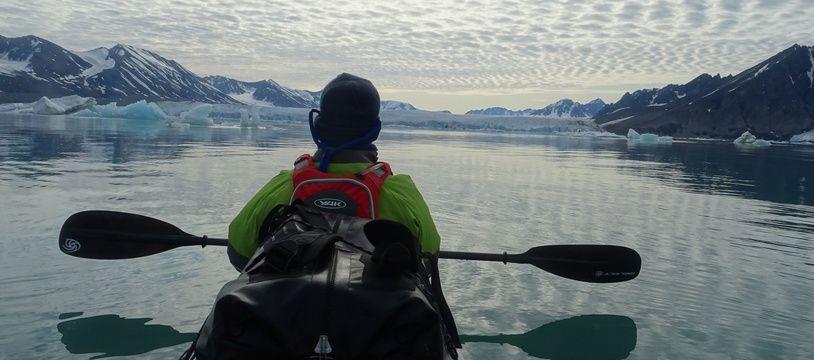 L'aventure Hustive a duré 17 jours au niveau de l'archipel du Svalbard (Norvège) en août.
