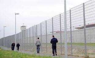 Prison de Gasquinoy à Béziers, le 13 novembre 2009.