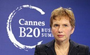 """Les responsables des organisations patronales et des grandes entreprises des pays du G20, regroupés en B20 (B comme Business), ont plaidé pour une """"coopération économique internationale renforcée"""" de leurs chefs d'Etat et de gouvernement, mercredi lors d'une rencontre avec Nicolas Sarkozy à la veille du sommet de Cannes."""
