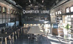 Quartier Libre ouvre ses portes samedi en plein cœur de la Citadelle de Lille.
