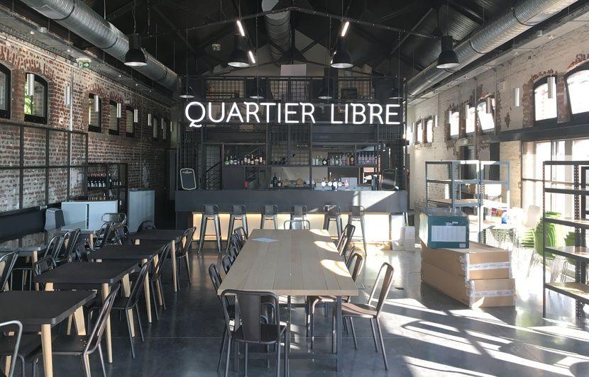 VIDEO. Lille: Comment Quartier Libre veut séduire les Lillois et les joggeurs?